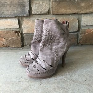 Jeffrey Campbell for Free People Heeled Booties